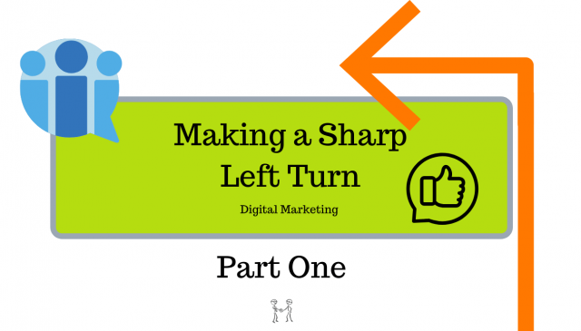 Making A Sharp Left - Part 1